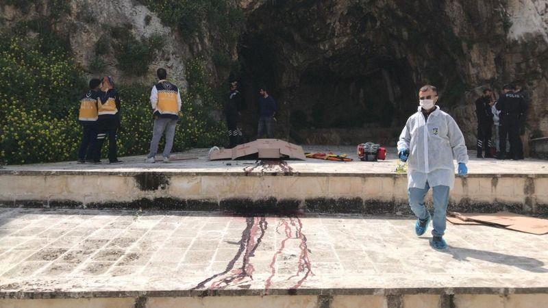 Urfa Kalesi'nde ceset bulundu