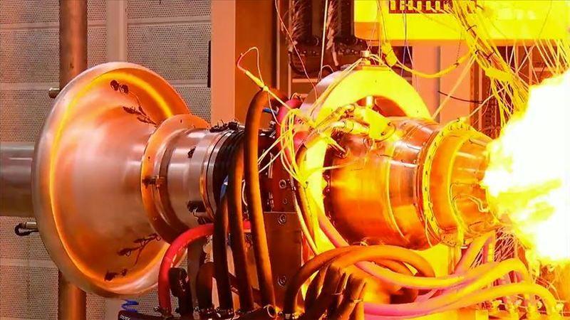Türkiye'nin ilk yerli füze motoru: TEI-TJ300 Turbojet