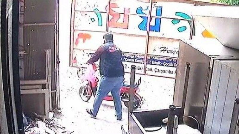 Osmaniye'de hırsızlık: gözü önünde elektrikli bisikleti çaldı