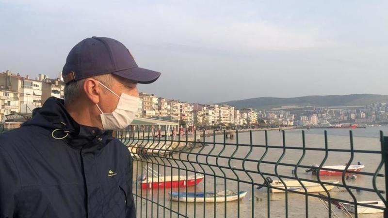 Bursa'da Gemlik'te ''Plankton Patlaması''