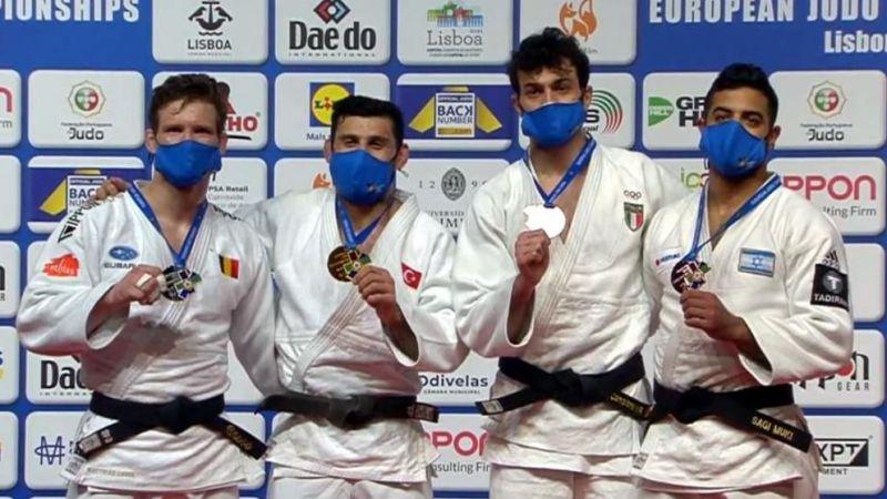 Vedat Albayrak, Avrupa'da şampiyonluğunu ilan etti