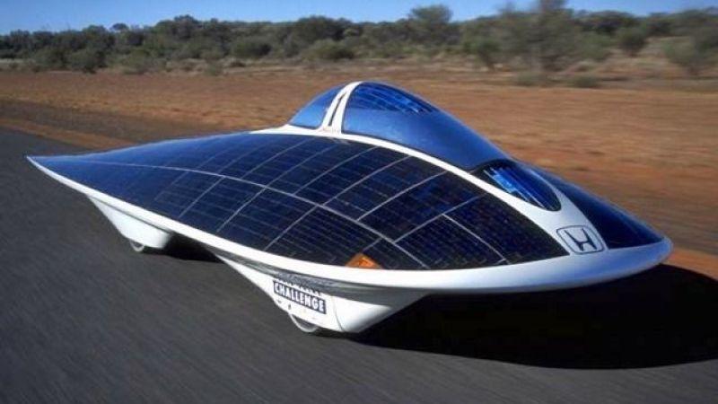 Tuzlu su ve güneşten elektrikli araç enerjisi