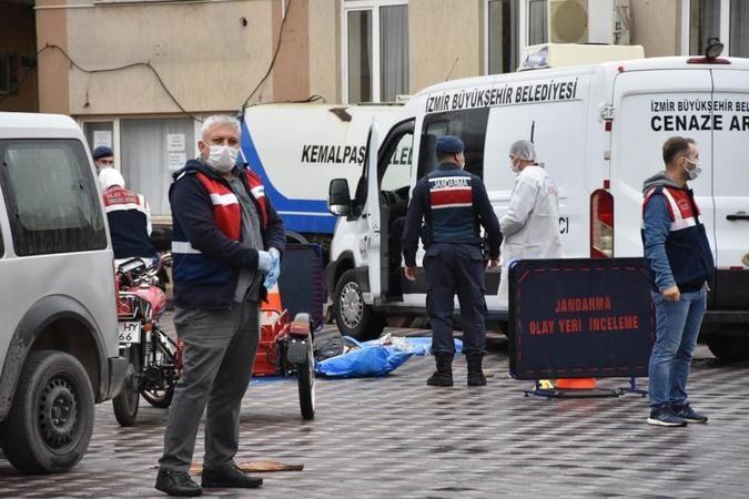 İzmir'de pompalı tüfekle üvey baba cinayeti