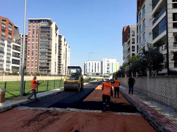 Bursa Osmangazi'den kesintisiz asfalt çalışması