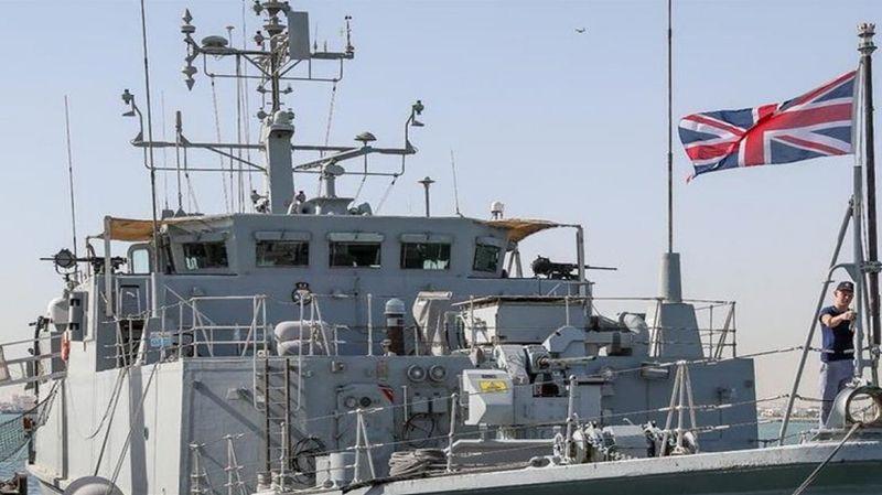 İngiltere Karadeniz'e savaş gemisi gönderiyor