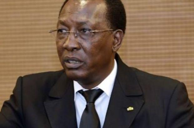 Çad Devlet Başkanı hayatını kaybetti