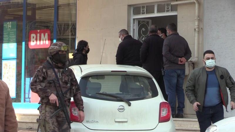 Bursa'da eşini öldüren zanlı polislere direndi