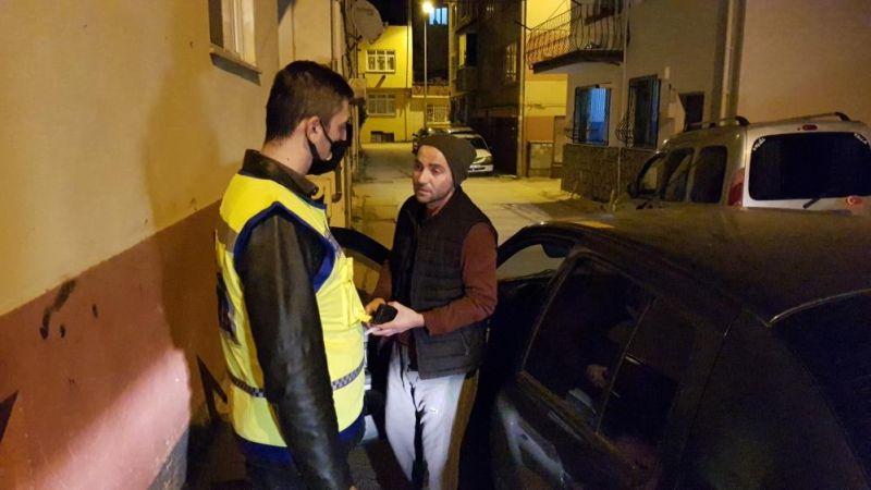 Bursa'da alkollü sürücü aynı günde iki kez polise yakalandı