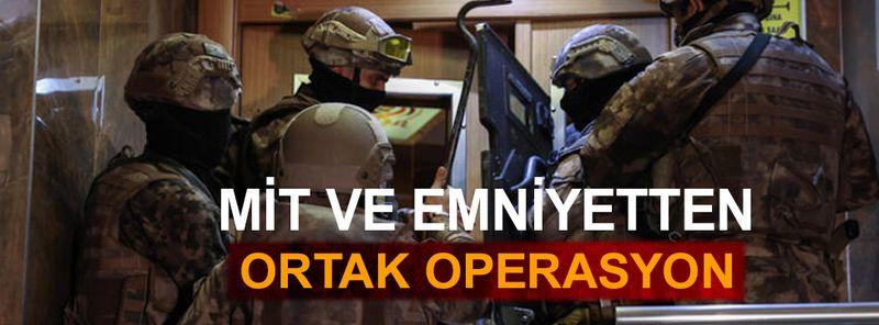 İstanbul'da DEAŞ'a operasyon: 14 DEAŞ'lı yakalandı
