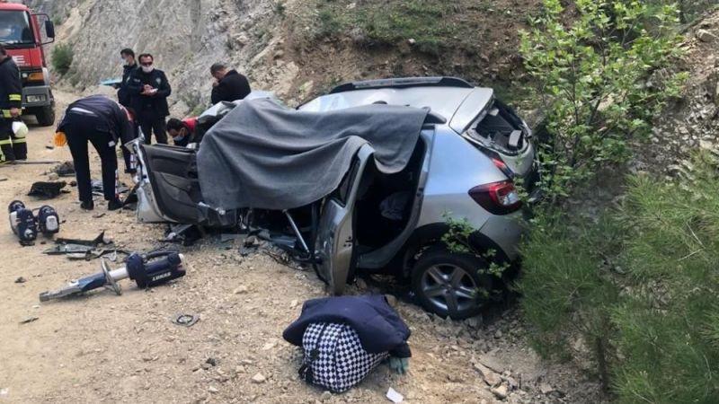 Adana'da kaza: 3 ölü 3 yaralı
