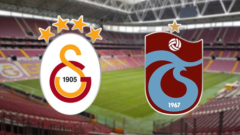Galatasaray Trabzonspor maçı ne zaman, saat kaçta?