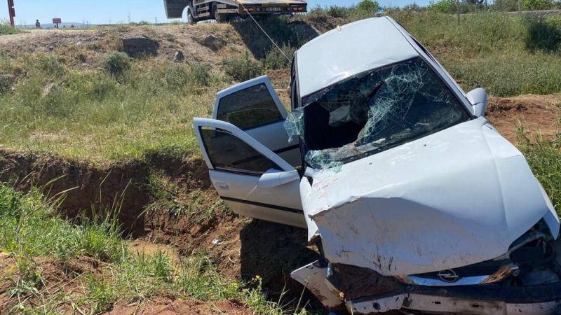 Şanlıurfa'da feci kaza çok sayıda yaralı