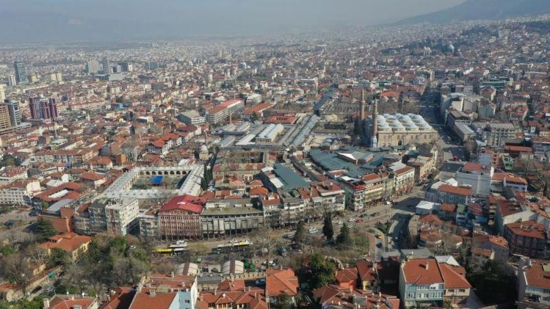 Bursa'nın Hanlar Bölgesi için kamulaştırma kararı