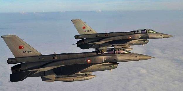 Kuzey Irak'ta operasyon...Terör örgütüne ağır darbe!