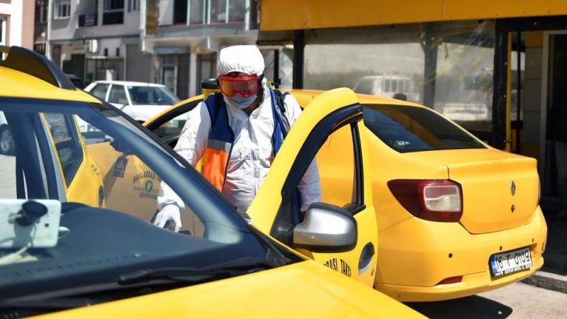 Bursa Osmangazi'de virüs temizliği