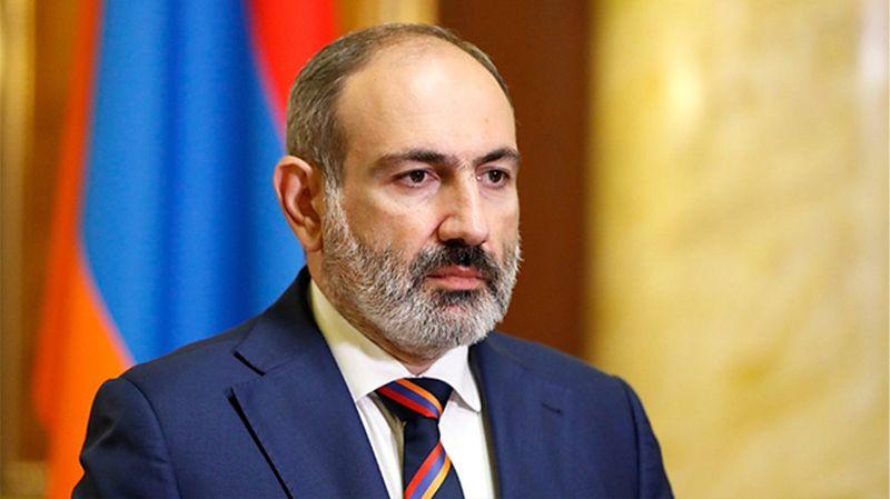 Ermenistan Başbakanı Nikol Paşinyan istifa ettiğini açıkladı