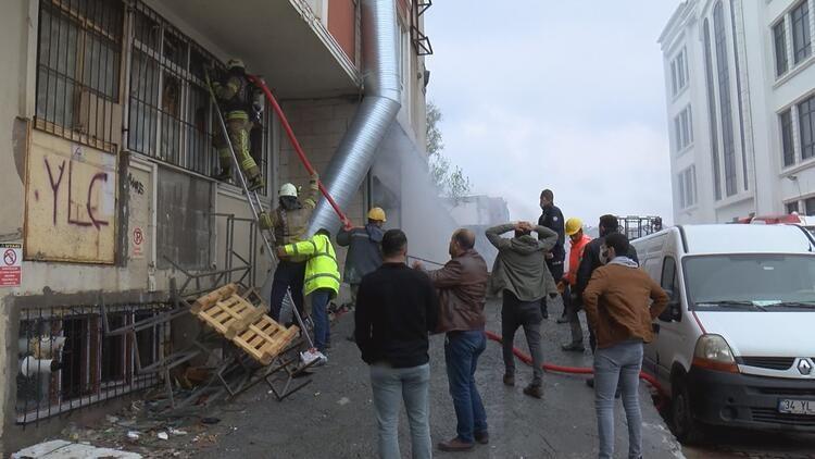 İstanbul'da yangın: 4 kişi öldü