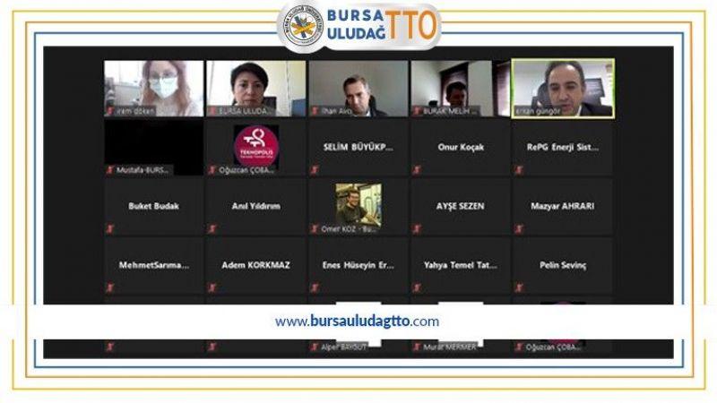 Bursa'da Teknolojisini geliştirene KOSGEB'den destek