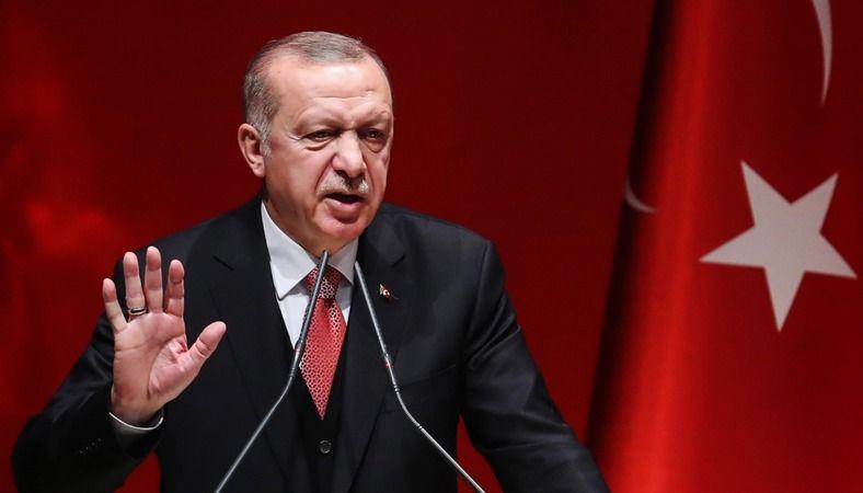 Cumhurbaşkanı Erdoğan'dan Biden'e yanıt