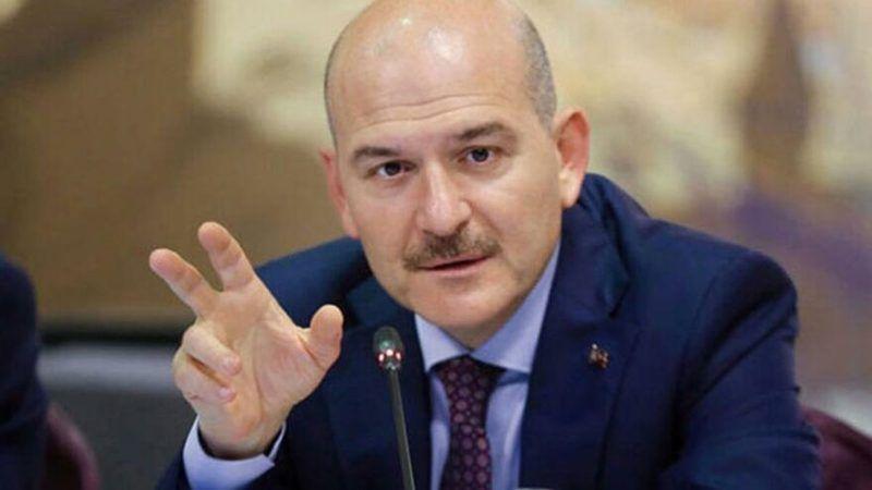 Bakan Soylu'dan kritk açıklama!  İstanbul'da büyük bir katliam önlendi