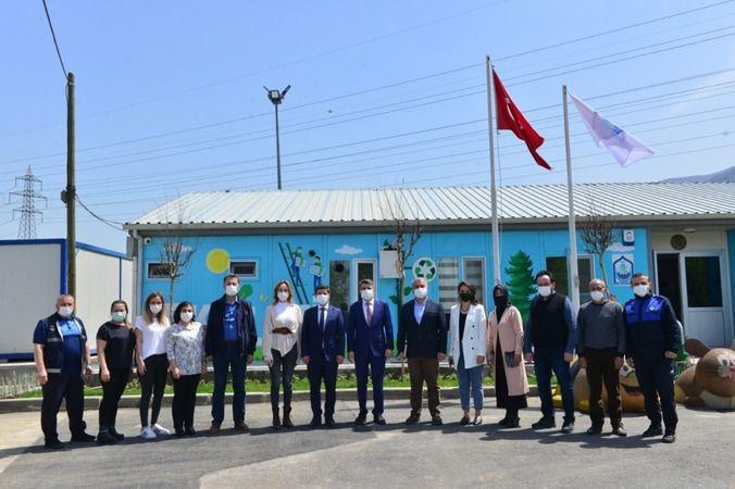 Bursa Yıldırım'da 'sıfır atık' projesi