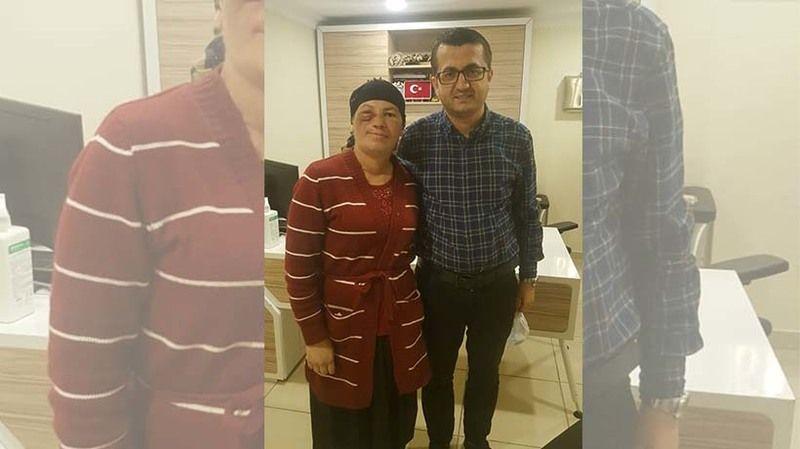 Ülkesinde 5 kez ameliyat oldu çözümünü Bursa'da buldu