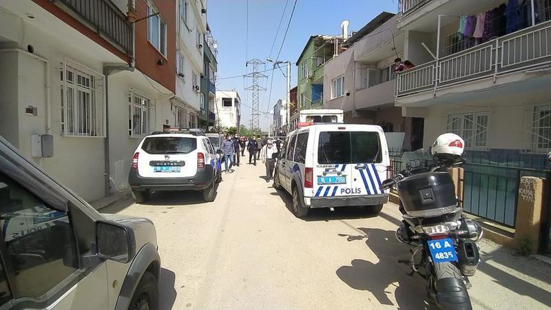 Bursa'da bisiklet meselesinde kan aktı