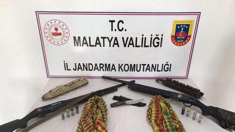 Malatya'da PKK/KCK propagandasına gözaltı
