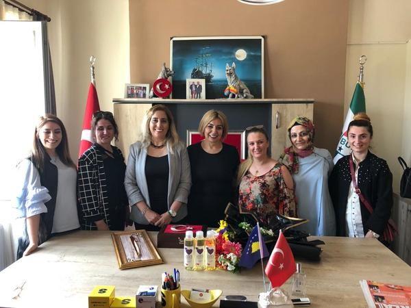 TDP Kadın Kolları Başkanı Bursa'dan seslendi