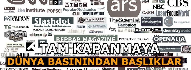 Türkiye'nin tam kapanmasına dünya medyasında geniş yer