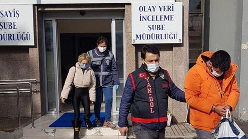 İzmir'de kargo tuzağından 250 bin liralık vurgun