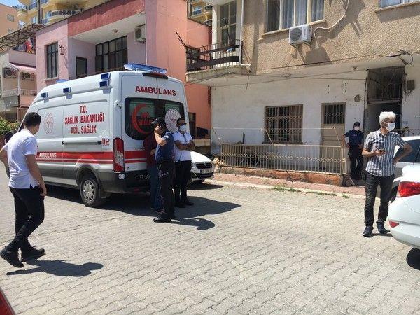 Mersin'de katil koca yakalandı
