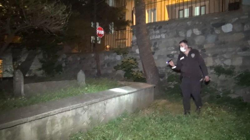 Bursa'da camiden gelen sesler bekçileri harekete geçirdi