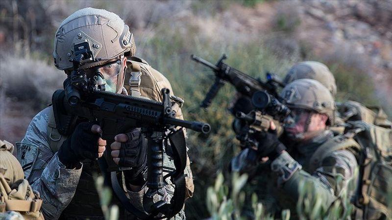 MSB duyurdu: 6 terörist etkisiz hale getirildi