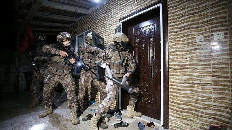 Şırnak'ta terör örgütüne yönelik operasyon