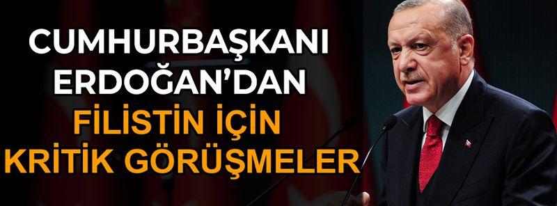Cumhurbaşkanı Erdoğan Malezya Kralı ile görüştü