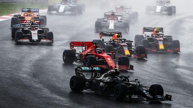 Formula 1 Türkiye Grand Prix iptal edildi