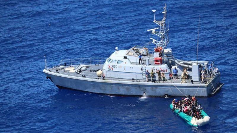 MSB'den açıklama: 97 düzensiz göçmen kurtarıldı