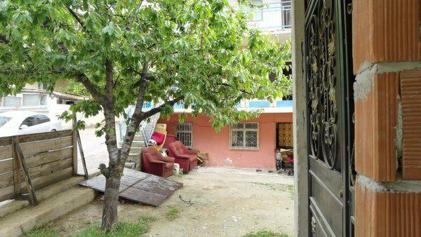 Bursa'da düşen çocuğu ölümden koltuk kurtardı