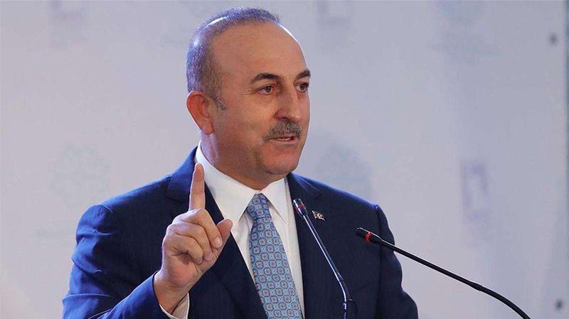 Dışişleri Bakanı Çavuşoğlu: ''Türkiye gereken her adımı atmaya hazır''