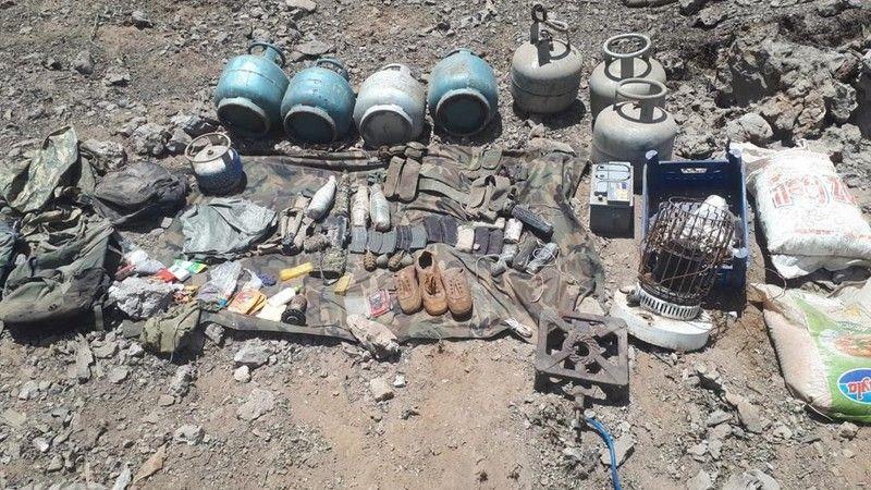 Eren-13 operasyonunda 7 terörist yakalandı