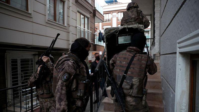 Şırnak'ta teröre yönelik operasyon: 4 gözaltı