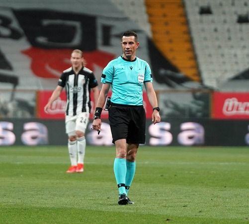 Türkiye Kupası Finali'ni Ali Palabıyık yönetecek