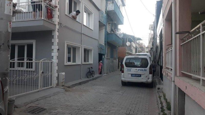 İzmir'de alacak verecek davası ölümlü bitti