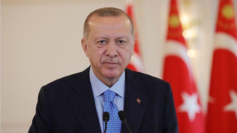 Cumhurbaşkanı Recep Tayyip Erdoğan'dan 19 Mayıs mesajı