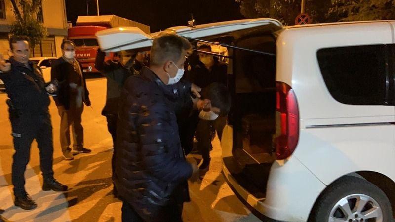 Bursa'da 5 ayrı yeri yakaşn şahıs yakayı ele verdi