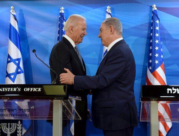 Joe Biden Netanyahu ile telefon görüşmesi gerçekleştirdi