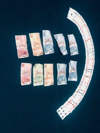 Kocaeli'de kısıtlamada kumar oynayanlar suçüstü yakalandı