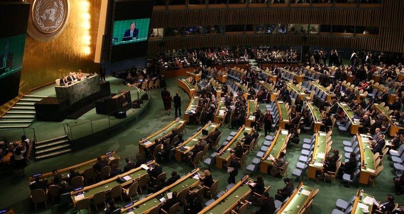 Birleşmiş Milletler İsrail saldırılarını görüşmek üzere toplandı