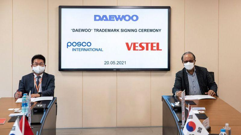 Vestel'den Güney Koreli marka ile anlaşma